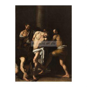 CAR034  The Flagellation of Christ 1607