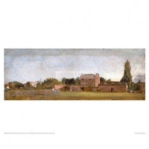 CON005 Golding Constable's House, 1811