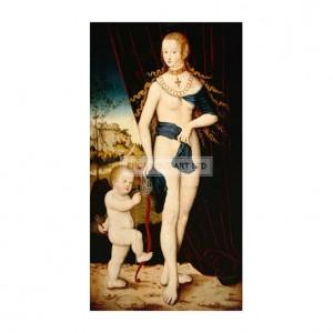 CRA001 Venus and Amor, 1520