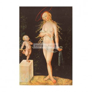 CRA002 Venus and Cupid, 1526