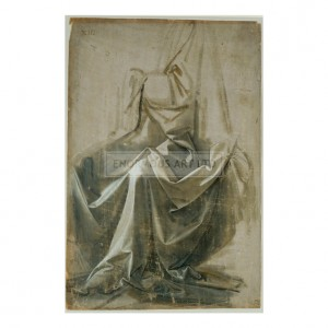 DAV048 Drapery for a Sitting Figure 1