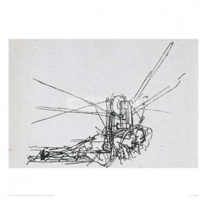 DAV055 Flying Machine 2