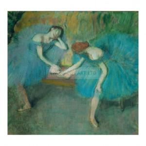 DEG010 Dancers Resting, 1898