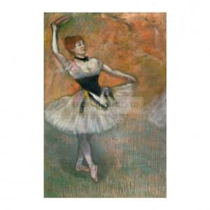 DEG062 Dancer with Tambourine, 1882