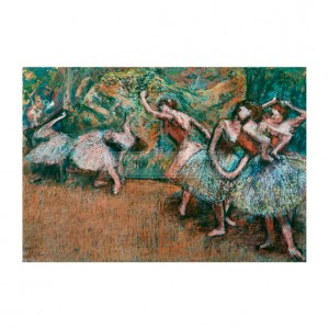 DEG073 Ballet Scene, 1906