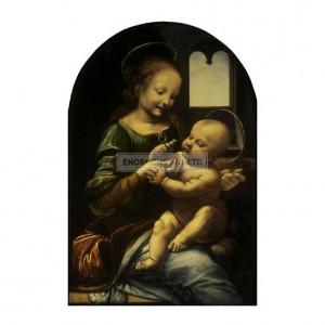 DAV028 Madonna Benois, 1478