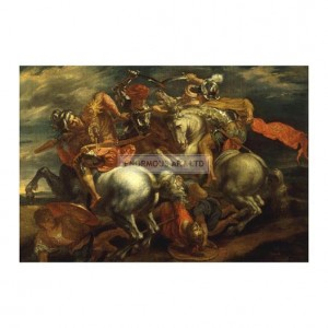 DAV053 The Battle of Anghiari