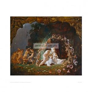 DAD001 Le Sommeil de Titania, Titania Sleeping