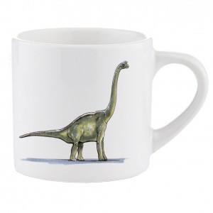 Mini Mug: Damalasaurus D016