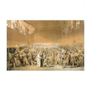 DAV002 The Tennis Court Oath