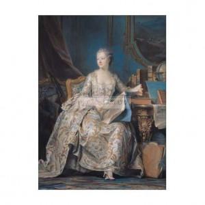 DEL005 Jeanne Poisson, Marquise de Pompadour