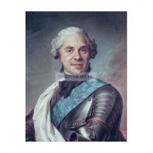 DEL006 Marshal Maurice de Saxe