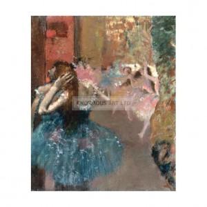 DEG069 Scene de Ballet, 1893