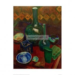 DEL018 Blue Still Life, 1907