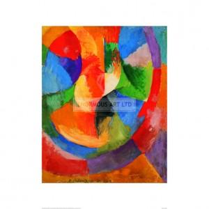 SA109 Formes Circulaires-Soleil