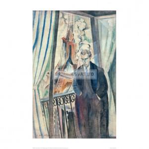 DEL059 The Poet Philippe Soupault, 1922