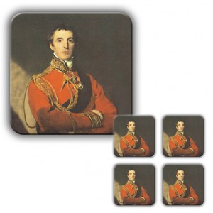 Coaster Set: Duke of Wellington