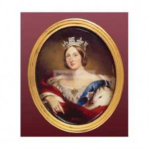 ESS001 Queen Victoria, 1858