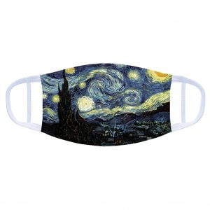 Face Covering: Starry Night