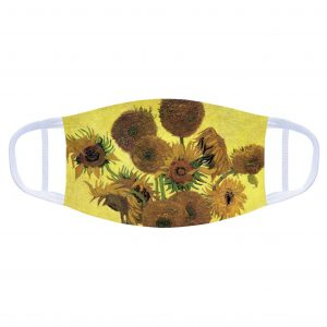 Face Covering: Sunflowers