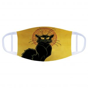 Face Covering: Chat Noir