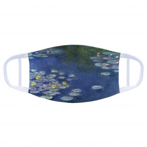 Face Covering: Waterlilies, 1908