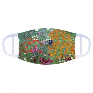 Face Covering: Flower Garden