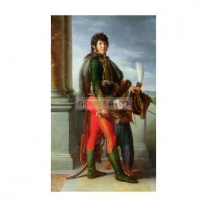 GER003 Joachim Murat with his Servant