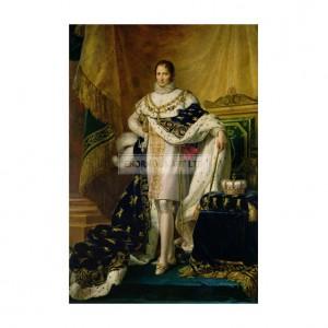 GER001 Joseph Bonaparte, King of Spain, Coronation