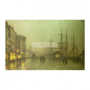 SA170 Liverpool Docks