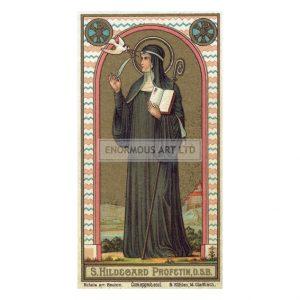 HIL014  Hildegard von Bingen