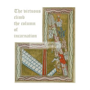 HIL036  The Virtuous Climb the Column of Incarnation