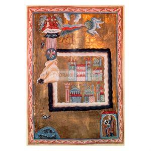 HIL037  Vision of Saint Hildegard 1