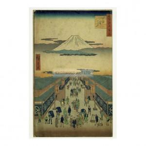 HIR041 Tokaido Gojusan Tsugi no Uchi, 1834