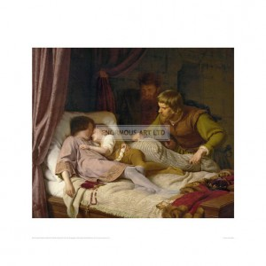 HIL001 The Murder of Edward IV's Sons, 1835