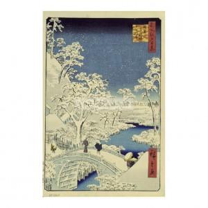 HIR039 Drum Bridge Near Meguro