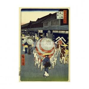 HIR008 First Street in Nihonbashidori