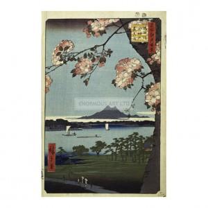 HIR026 Masaki & Suijin Grove by Sumida River