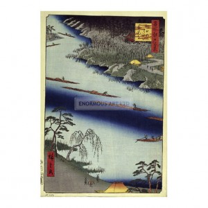HIR037 Kawaguchi Ferry & the Zenkoji Temple