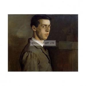 SP035 Ferdinand Hodler Self Portrait 1873