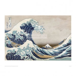 SA207 Great Wave off Kanagawa