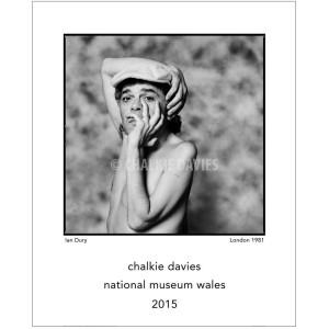 CD022 Ian Dury Portrait