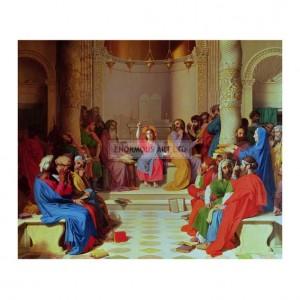 ING001 Jesus Among the Doctors