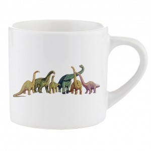 Mug: Jurassic Period Dinosaurs D033