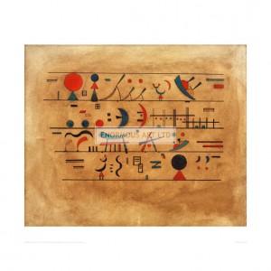 KAN086 Rows of Symbols, 1931