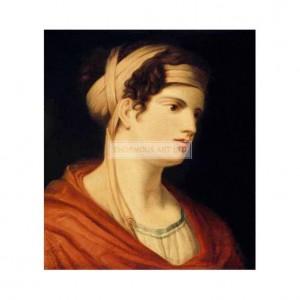 LAM001 Therese Von Brunswick, 1806