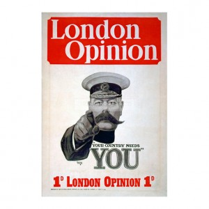 WW1370 London Opinion, 1914