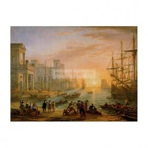 LOR003 Harbour, 1639