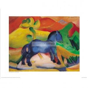 MAR059 Small Blue Horse, 1912
