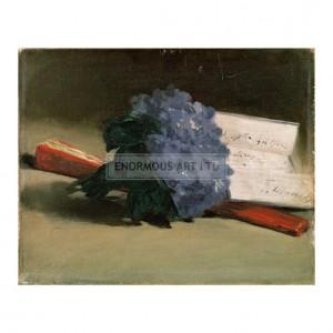 MAN005 Bouquet of Violets